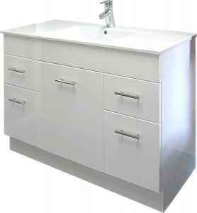 Albion bathroom vanity