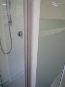 White Door Frame