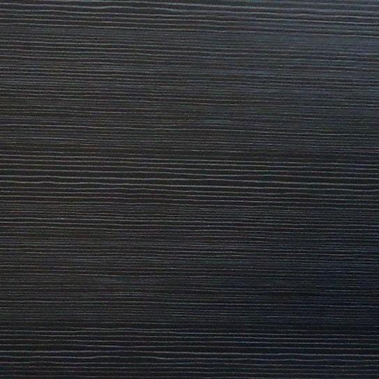 Black Oak Vanity Drawer front
