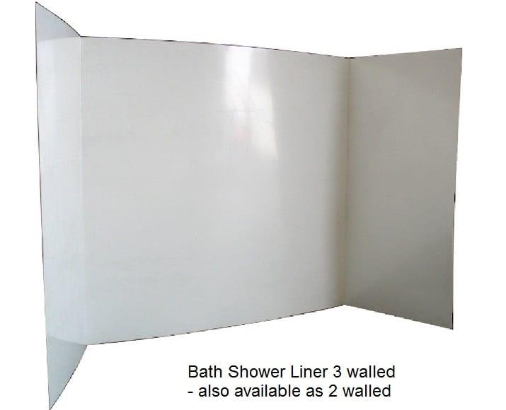 Acrylic Bath Liner