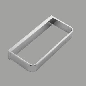 Towel Ring Brontes Chrome Range bathroom accessories Henry Brooks