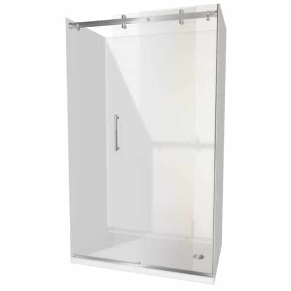 1200 x 900 Urban Dreamline Alcove Shower rh Henry Brooks