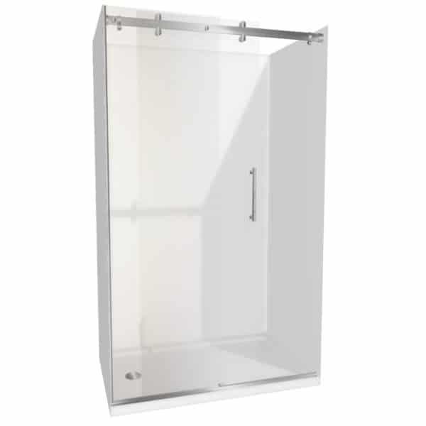 1400 x 900 Urban alcove Shower Henry Brooks lh