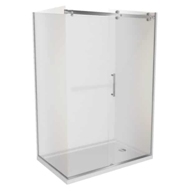 1400 x900 Urban Dreamline corner Shower Henry Brooks