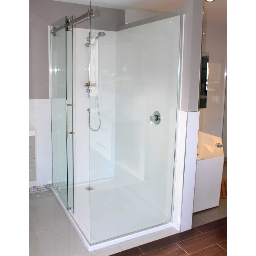 Corner Shower Enclosures (2 walled)