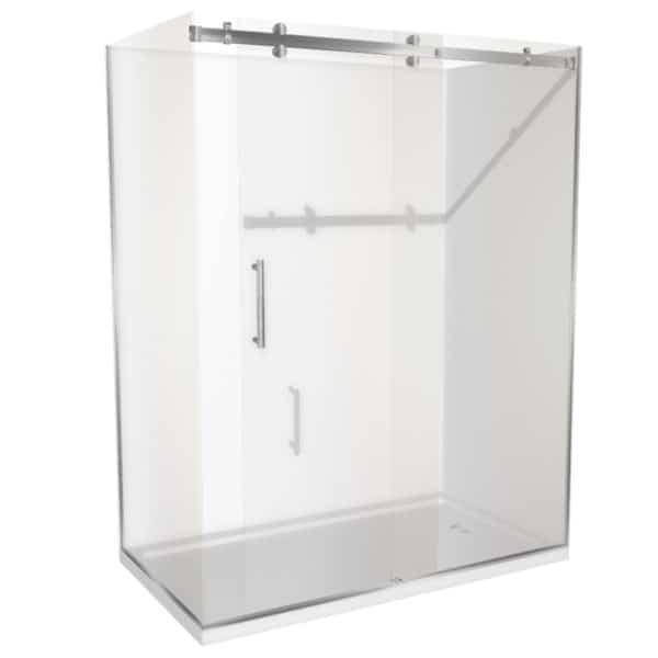 Corner Shower 1800 X 900 Complete Dreamline With Tray And