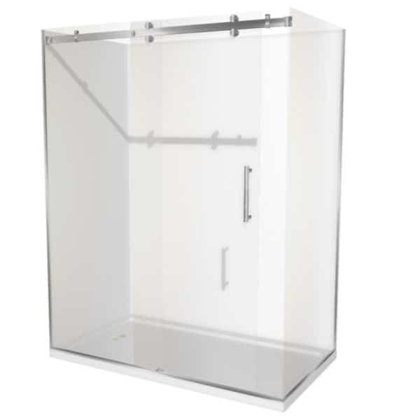 1800 x 900 shower 2 walled Corner Henry Brooks rh-sq