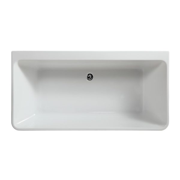 Rosemary back to wall Bath 1500mm overview