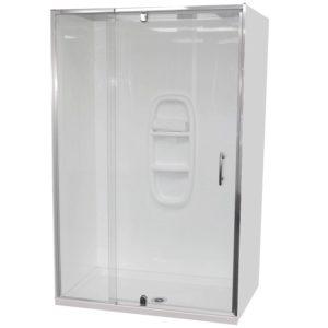 Alcove Shower Enclosures