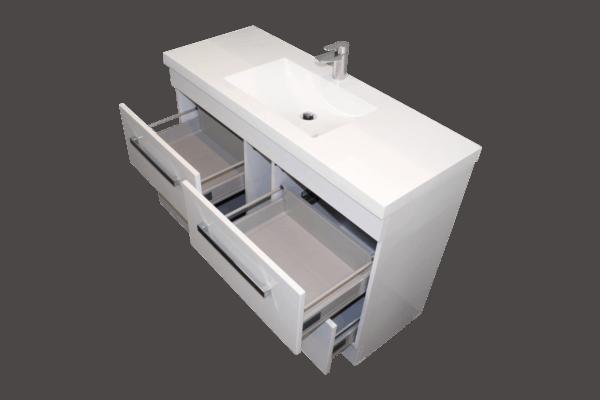 Floor Standing Strata Quad 1200mm