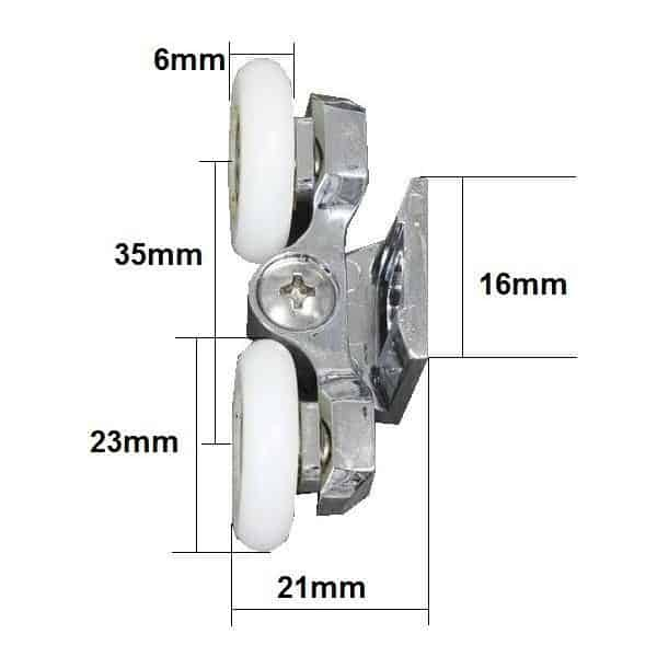 Shower Door Parts Collesium Shower Mk3