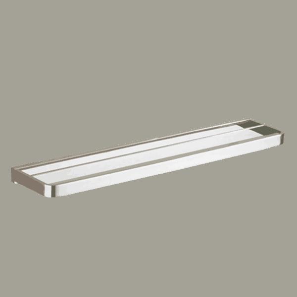 Double Towel Bars - Brontes Chrome Range