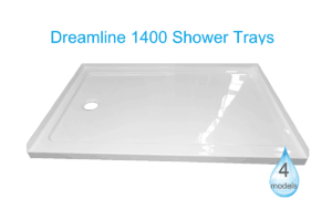 Shower Tray 1400 x 900 Dreamline