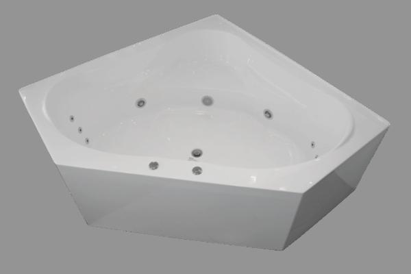 Corner Spa Bath Michelle