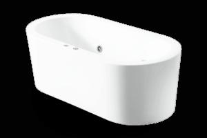 Jacqueline Freestanding spa bath