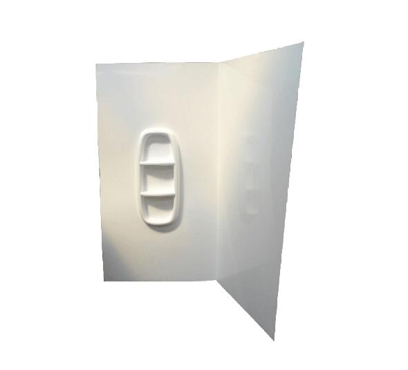 Corner Shower 1400x900 Complete