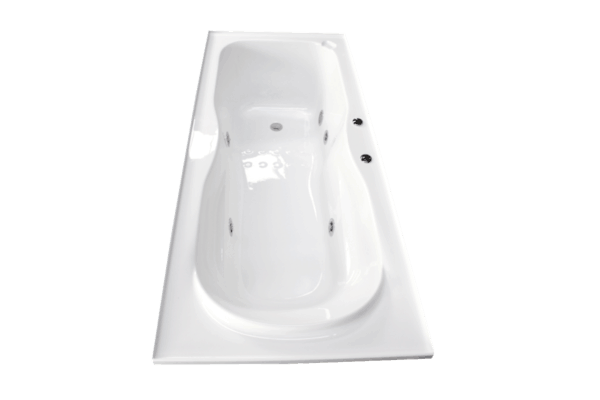 Spa bath 1675 x 760 Sophia