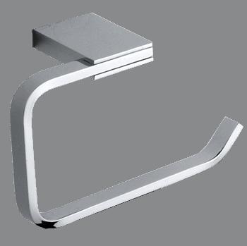 Toilet Roll Holder - Zeus Chrome Range