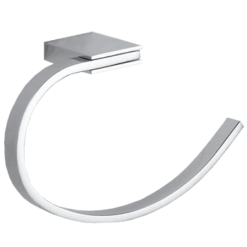 Towel Ring - Zeus Chrome Range