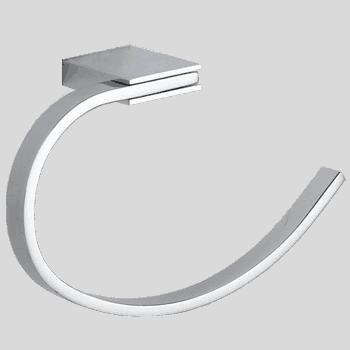 Towel Ring - Zeus Chrome Range