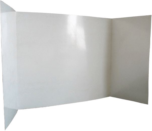 Bath liner 3 wall flat