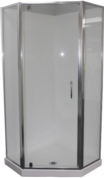 Showers 900 x 900 45 deg Pentagon Henry Brooks