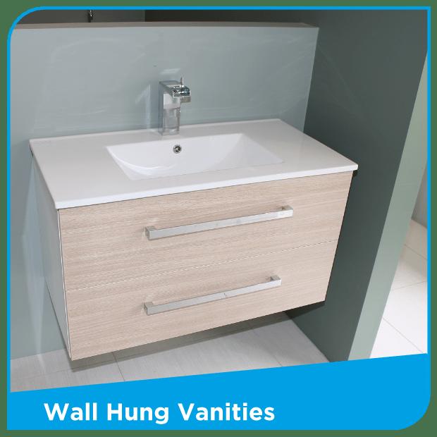 Wall Hung Vanities