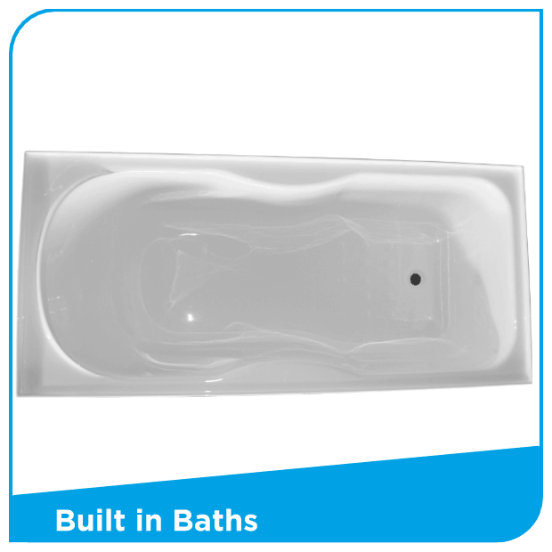 Built in Baths