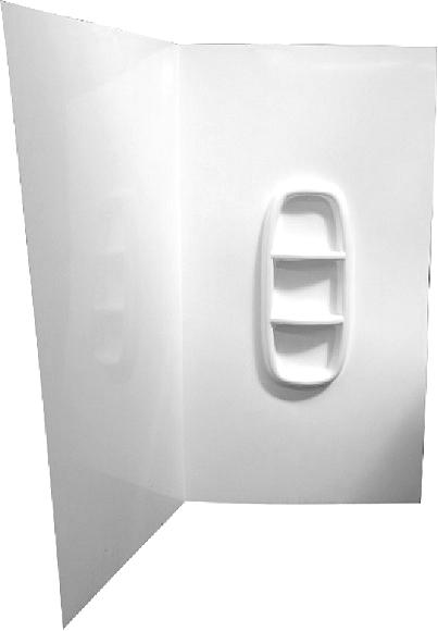 moulded shower liner