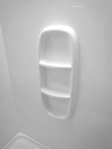 moulded shower liner Henry Brooks