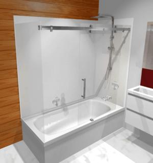 Bath Shower doors