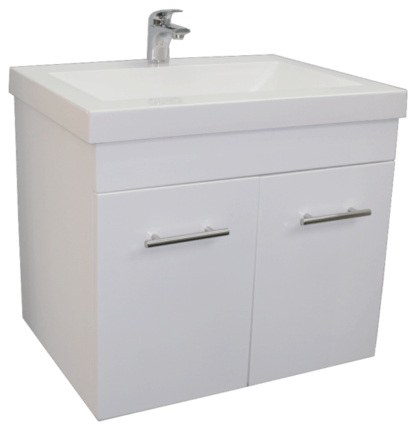 Wall Hung Vanity Albion 600mm