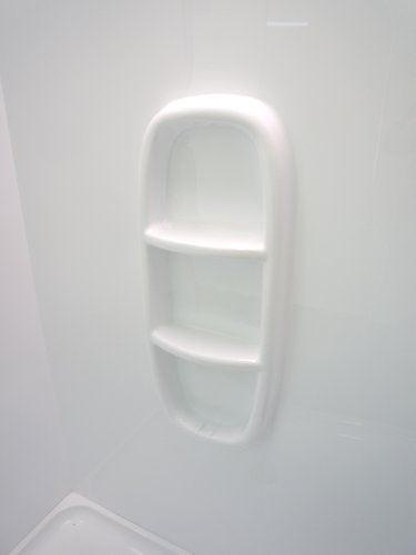1200 x 900 Corner Shower Cubicle