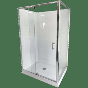 1200 x 900 Shower-LH install-Henry-Brooks