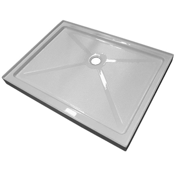 1200 x 900 alcove shower tray Henry Brooks