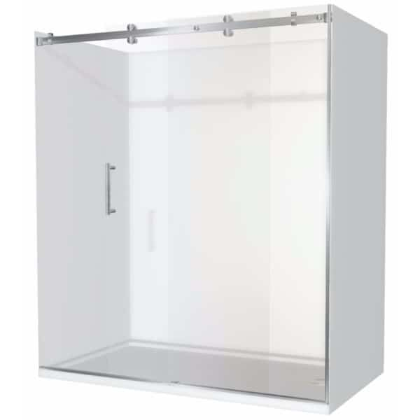 1800 x 900 shower 3 walled Alcove Henry Brooks
