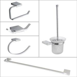 Bathroom Accessories Zeus