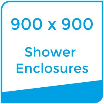 900 x 900 choose shower enclosures by Size