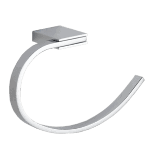 towel ring zeus chrome range bathroom accessories Henry Brooks