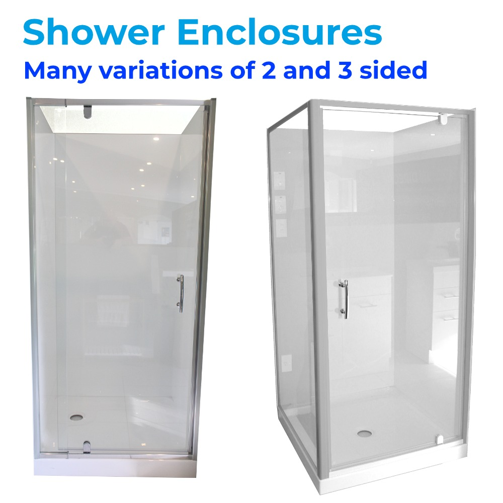 Shower Enclosures Henry Brooks Bathrooms