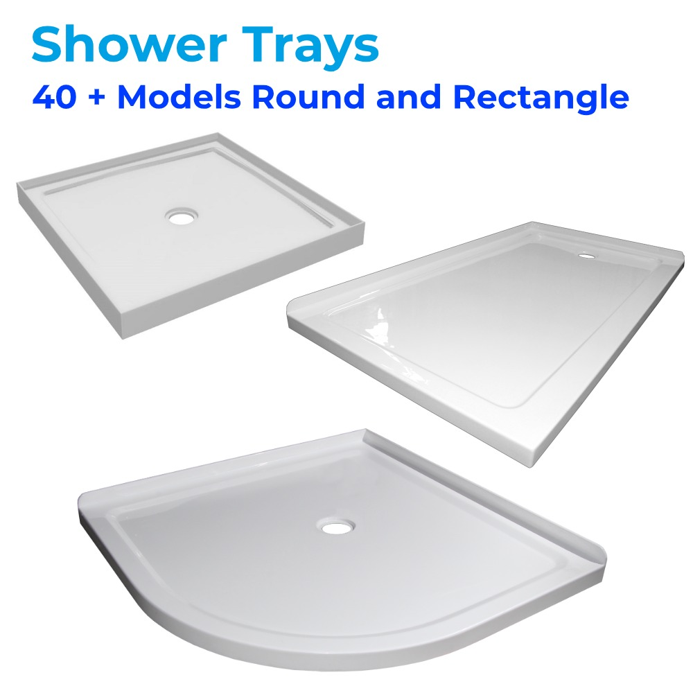 Shower Trays Henry Brooks Bathrooms