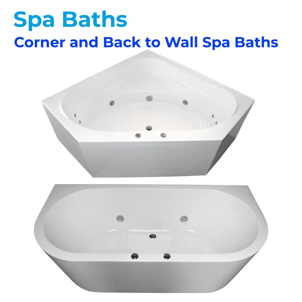 Spa Baths Henry Brooks Bathrooms